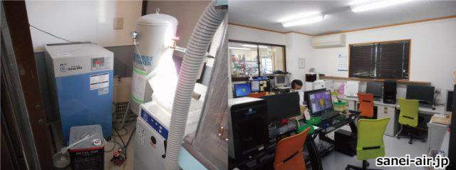 歯科技工所コンプレッサー・CAD・CAMエアーシステム>               </div>    <br clear=