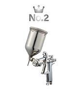 食液用ハンドスプレーガン人気ランキング 2位・カップ式ノズル径φ1.5mm