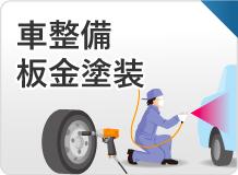 車整備・板金塗装用でエアーコンプレッサーを選ぶ