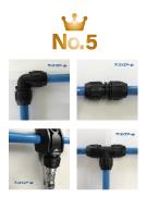エアー関連商品人気ランキング5位・自分で施工できるアルミエアー配管